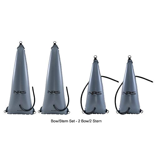 NRS Kayak Stern Float Bags-Bow/Stern Set
