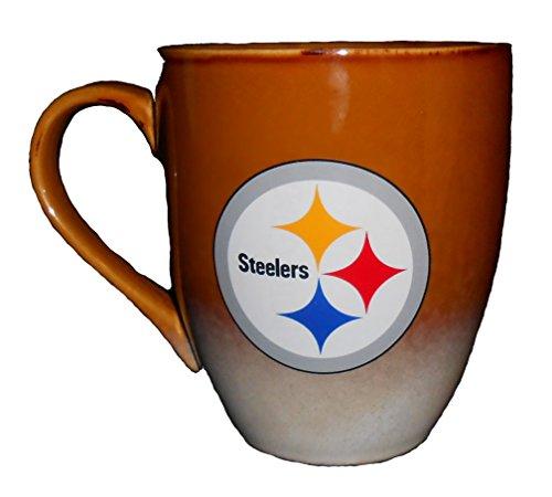 (Pittsburgh Steelers NFL Lodge Coffee Cup Mug 16 oz)