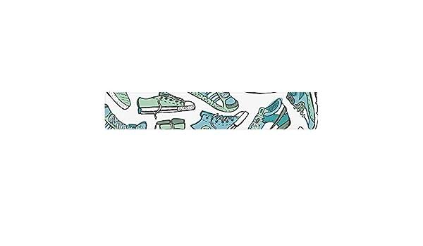 Kess InHouse Brienne Jepkema Sneaker Lover II Table Runner