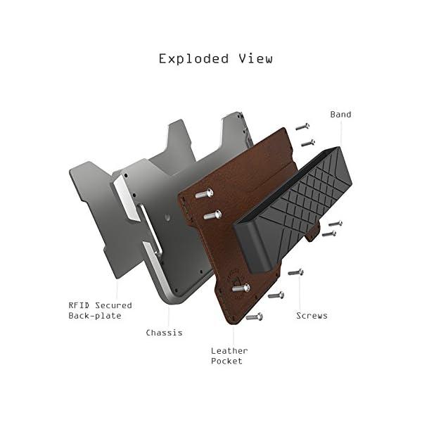 Dango-Dapper-EDC-Wallet-Made-in-USA-Genuine-Leather-CNC-Alum-RFID-Blocking
