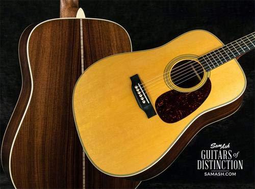 - Martin D-28 (2017) Dreadnought Acoustic Guitar (SN:2122753)