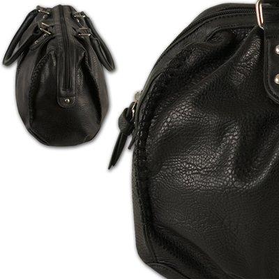 BRUNO BANANI Handtasche LOVELY LADYBAG L Schultertasche Henkeltasche Schwarz