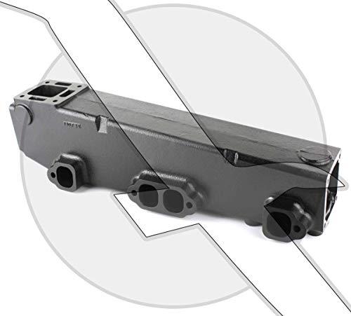 QUALITY MARK, INC T-20950 Port Side Log Style Exhaust Manifold 5.7 Mercruiser 350 77234A7 Sierra 18-1950-1