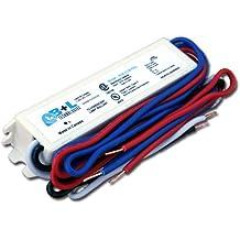 B+L NU6-2128-PSS 277v multiple CFL or linear fluorescent lamps