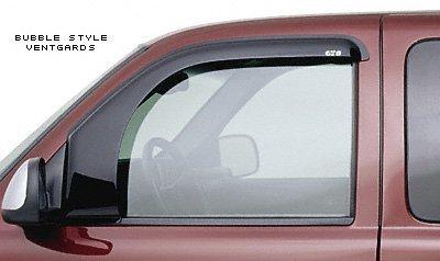 (GT Styling 82146S Smoke Bubble Sport Vent Gard - 2 Piece by GT Styling )