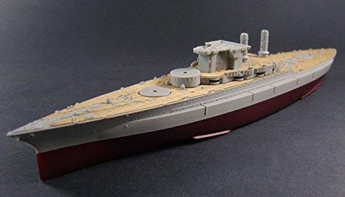 アートウォックスモデル 1/700 艦船用木製甲板 米海軍 戦艦 メリーランド 1941用 PIT用 AW2093