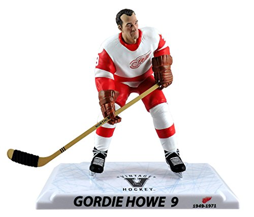 fan products of NHL Detroit Red Wings Gordie Howe Player Replica