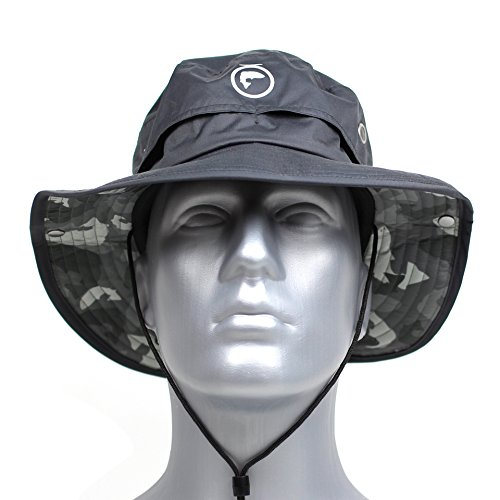 Fly Fishing Hat - THE BOONIE - WATER REPELLENT HAT - Sun Protection - Premium Headwear By FishOn Energy Co.