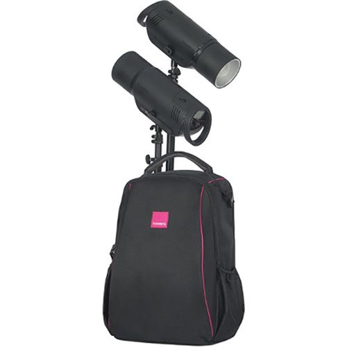 Bowens XMT500 2-Light Battery-Powered Flash Kit by Bowens