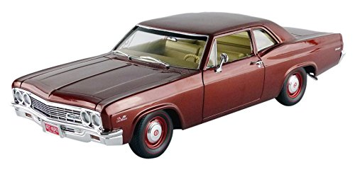 1/18 1966 Chevrolet Biscayne Coupe Aztec (Chevrolet Impala Sport Coupe)