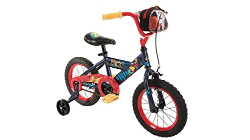 Huffy 14 inch Disney Junior Mickey and The Roadster Racers B