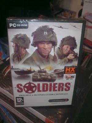 soldiers eroi seconda guerra mondiale