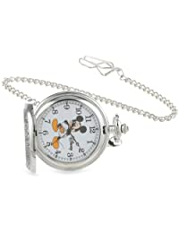 Disney W000459 Mickey Mouse Pocket Watch
