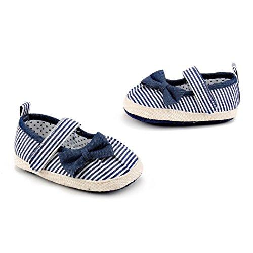 Culater® Ragazza del bambino morbida Sole Presepe calza i pattini della scarpa da tennis del bambino