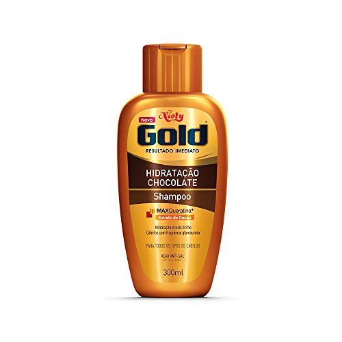 Gold Shampoo Chocolate 200 Niely