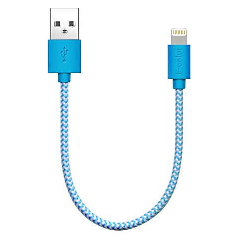 Charger F color Braided Lightning Compact