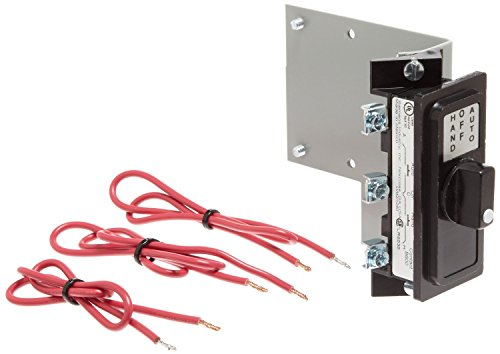 Siemens 49SBSB1 Pilot Device, Hand-Off-Auto Selector Switch, 14, 40, LEN, CLM Class, 1 Enclosure Type, 00-4 or (20-100A) Controller Size