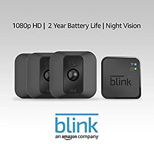 Blink Xt Outdoor Indoor Home Security Camera System For