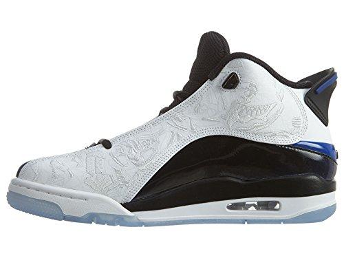 Scarpe Air Jordan Nike Da Dub concord Uomo Zero Basket white black White H1TOFOW