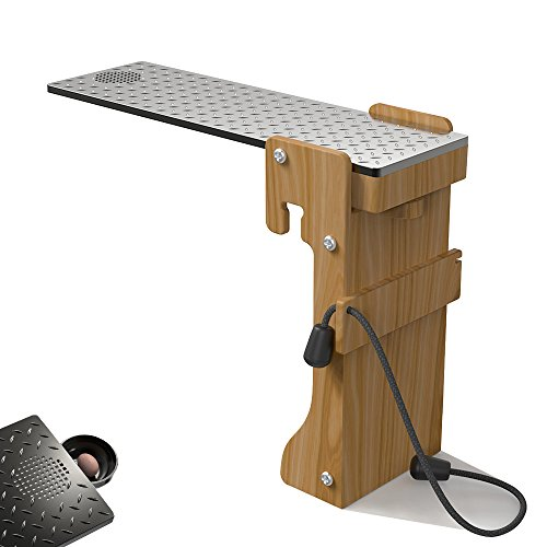 PLAN LIFE Plank Mouse Trap with Baits Spoon Waterproof Humane Bucket Rat Traps Walk The Plank...