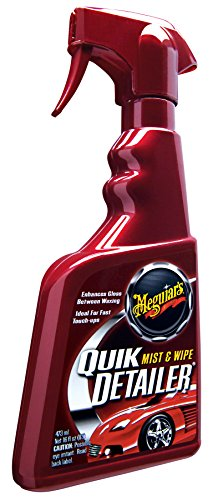 Meguiar's A3316 Quik Detailer Mist & Wipe - 16 oz. (Quick Mist And Wipe Detailer compare prices)