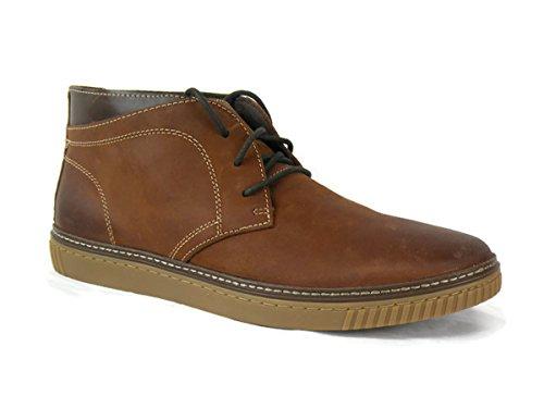 Johnston & Murphy Mens Wallace Chukka Boots Storlek Oss 11 M Kastanj Stil # 25-2814