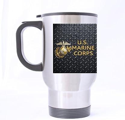 Amazon.com: Christmas/New Year Gifts USMC Emblem, US Marines, US ...