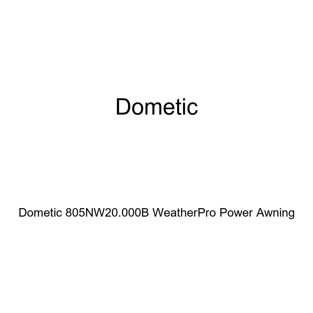 Dometic 805NW20.000B WeatherPro Power Awning