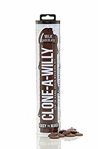 Clone-A-Willy Kit – Chocolate Clone-A-Willy Kit – Chocolate