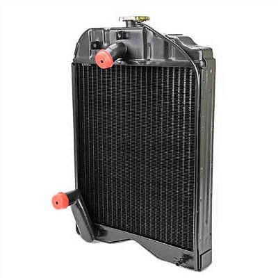 New Radiator For Massey Ferguson Tractors TEA20 TE20 TO20 TO30 TO35 35 Gas 202 Gas 186830M91 181623M91 With Cap