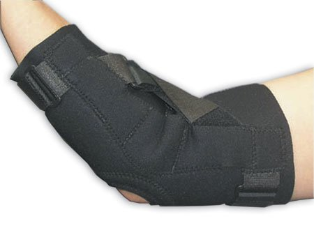 (PRO Orthopedic #407 Hyperextension Elbow Brace, LARGE)