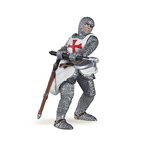 Templar Knight by Papo Knight (English (English Manual) B01L4GEW34 B01L4GEW34, ARRIVAL SURF AND SPORTS:db9fbe1b --- arvoreazul.com.br