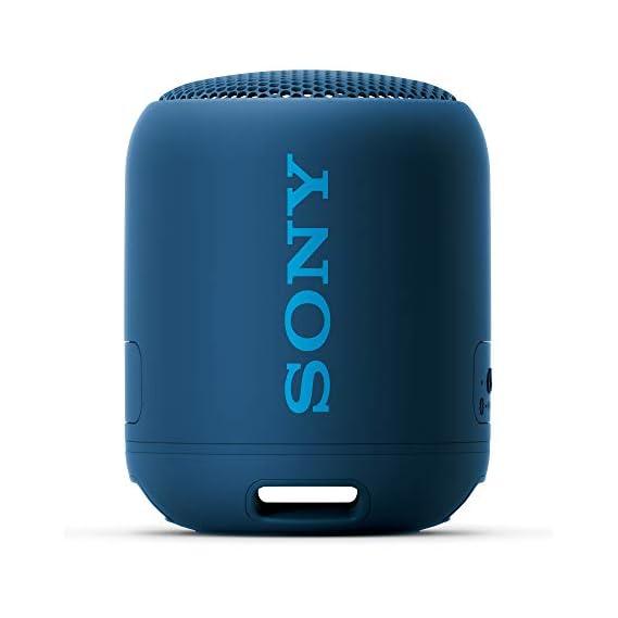 Sony SRS-XB12 Wireless Extra Bass Bluetooth Speaker with 16 Hours Battery Life, Waterproof, Dustproof, Rustproof