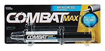 Combat Max Ant Killing Gel, 27 Grams (Pack of 4) (Gel Max)
