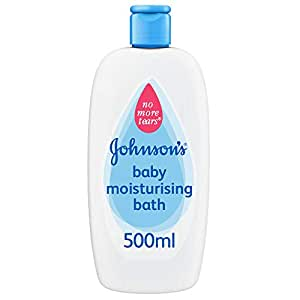 JOHNSON'S Baby, Baby Bath, Moisturising, 500ml