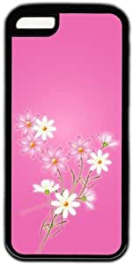 Flower Theme For Case Iphone 4/4S Cover