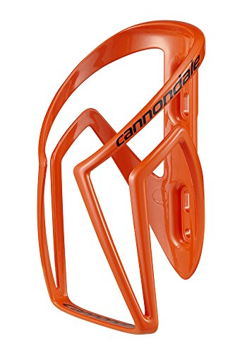Cannondale Speed-C Nylon Bicycle Water Bottle Cage (Orange) by Cannondale
