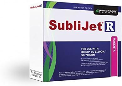cartuchos de sublimación para Ricoh sg3110dn A4 y A3 sg7100dn ...