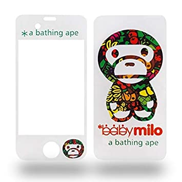 39302724b6df Sticker baby milo for iphone4  Amazon.co.uk  Electronics