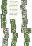 Useful Work V. Useless Toil, William Morris, 0141042508
