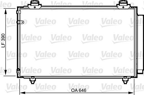 Valeo 814211 Air-Conditioning Installation