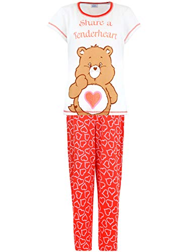 enderheart Pajamas Size Small Red ()