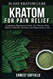 Kratom for Pain Relief: Complete Beginners Guide To Chronic Pain Relief, Arthitis, Anxiety and Depression Cure