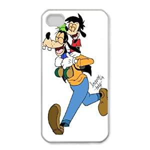 iphone4 4s Phone Case White Extremely Goofy Movie, An AXF510317