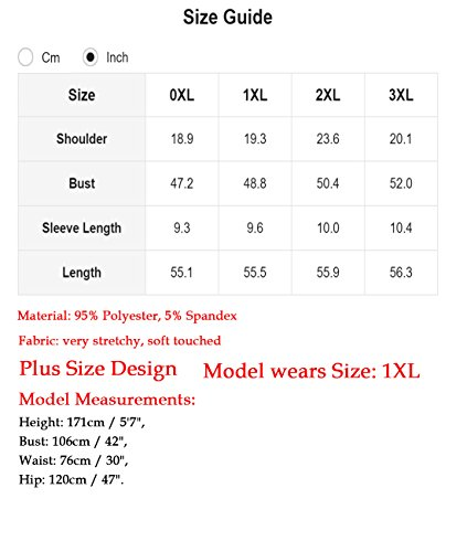 Dress Short Sleeve Pocket plus Women's Solid Black Size Maxi Long Romwe Party Loose xzpOAw