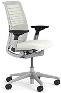 Steelcase Think Chair, Coconut 3D Knit