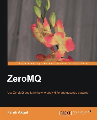 ZeroMQ by Faruk Akgul, Publisher : Packt Publishing