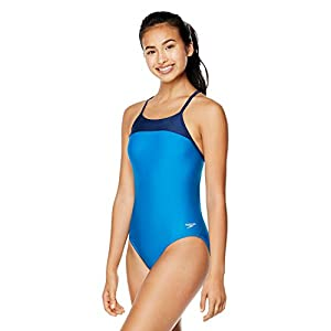 Speedo Women's Swimsuit One Piece Prolt Flyer Back