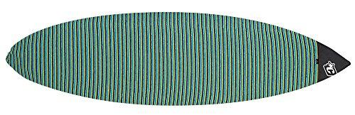 Kreaturen Unisex 715,2cm Universal Stretch SOX - Cyan/Charcoal