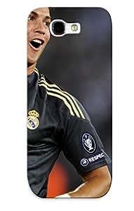 huyny diy Hot Tpu Cover Case For Galaxy/ Note 2 Case Cover Skin - Cristiano Ronaldo